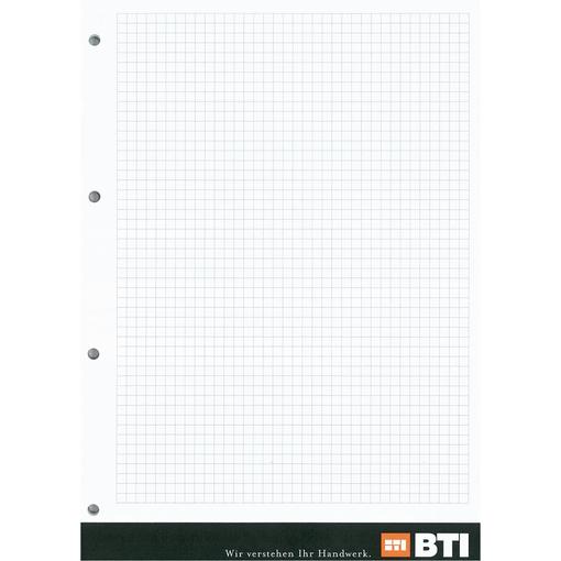 BTI Block DIN A4